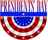 Presidents' Day - No School