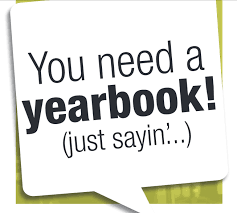Last Day to order Yearbooks!